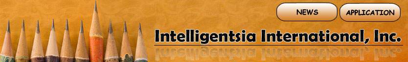 Internship training program: Intelligentsia International, Florida, USA - logo & banner